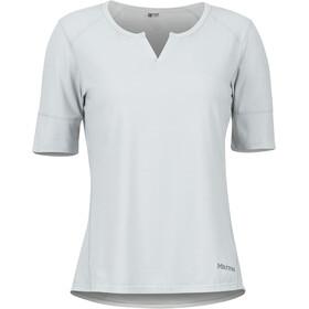 Marmot Cynthia T-shirt Dames, bright steel